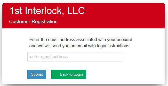 How to Login to your account! – 1st Interlock